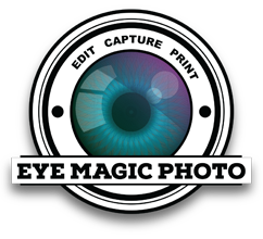 Eye Magic Photo - Logo